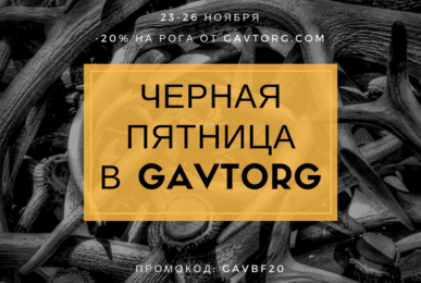 Купить рога для собак Gavtorg.com