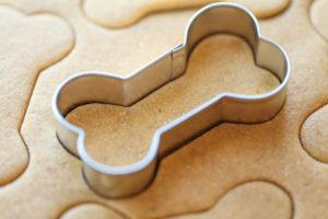 собачье печенье своими руками