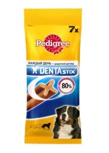 Дентастикс лакомства для собак